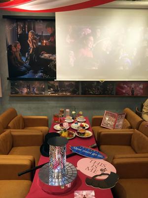 『グレイテスト・ショーマン』×TOWER RECORDS CAFE