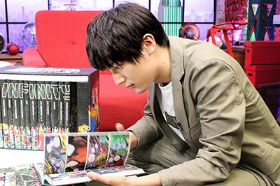 NEWS201808中川大志、ニューヨークのマーベル・コミックス社に潜入!