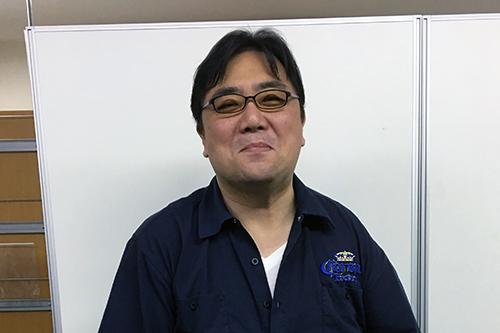 学生映画宣伝局によるジャンクハンター吉田氏インタビュー時のお写真