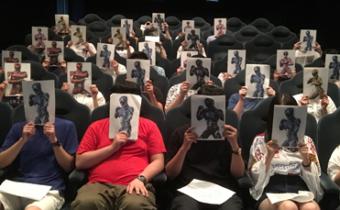 学生映画宣伝局:『パワーレンジャー』学生限定試写会観た後推しメン