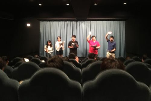 学生映画宣伝局:『パワーレンジャー』学生限定試写会前説