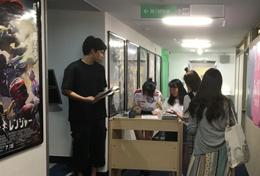 学生映画宣伝局:『パワーレンジャー』学生限定試写会受付