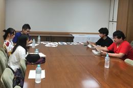 学生映画宣伝局:『パワーレンジャー』学生限定試写会準備中