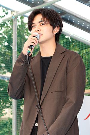 映画『恋と嘘』目黒学院高等学校学園祭、北村匠海