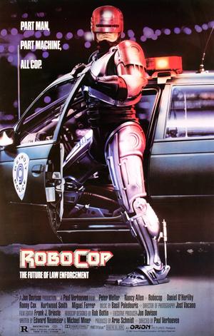 映画『ロボコップ』