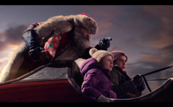 Netflix『クリスマス・クロニクル』カート・ラッセル