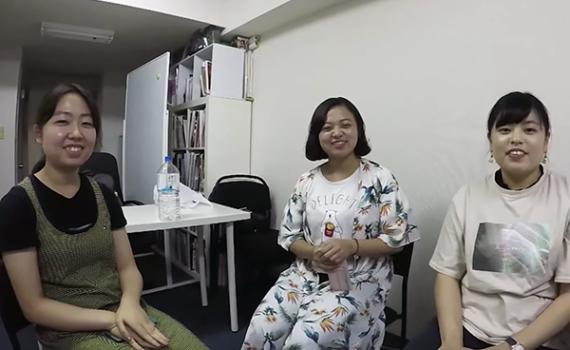 学生映画宣伝局:映画鑑賞ランダムチーム編(2019年夏)