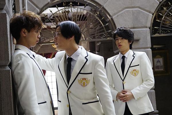 映画『PRINCE OF LEGEND』片寄涼太/飯島寛騎/塩野瑛久