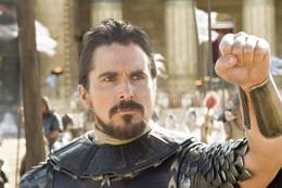 映画『エクソダス:神と王』クリスチャン・ベール