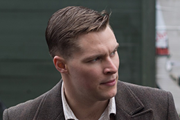 映画『ナチス第三の男』ジャック・レイナー