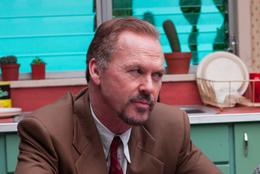 映画『バードマン あるいは(無知がもたらす予期せぬ奇跡)』マイケル・キートン