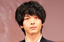 映画『先生! 、、、好きになってもいいですか?』完成披露イベント舞台挨拶、中村倫也