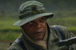 映画『キングコング:髑髏島の巨神』サミュエル・L・ジャクソン