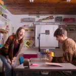 映画『リアム16歳、はじめての学校』ジュディ・グリア/ダニエル・ドエニー