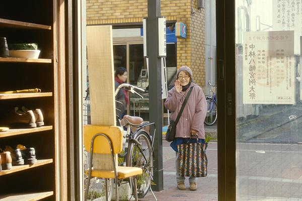 映画『初恋~お父さん、チビがいなくなりました』倍賞千恵子