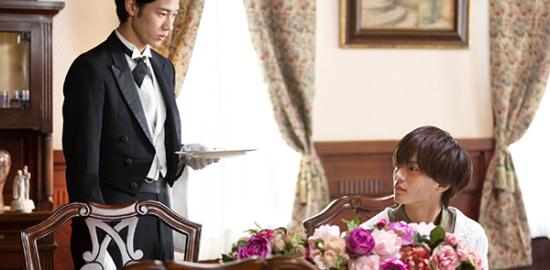 映画『うちの執事が言うことには 』永瀬廉(King & Prince)/清原翔