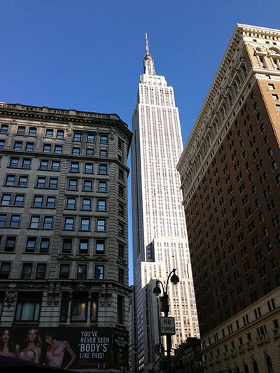 マイソン一人旅:アメリカ/ニューヨーク