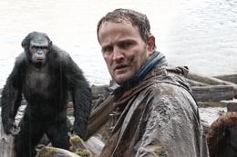 映画『猿の惑星:新世紀(ライジング)』ジェイソン・クラーク
