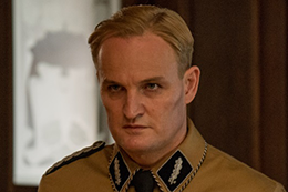 映画『ナチス第三の男』ジェイソン・クラーク