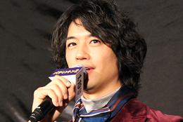 映画『パディントン2』日本語吹き替え版完成披露舞台挨拶、斎藤工