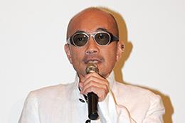 "映画『麻雀放浪記2020』完成披露試写""しない""舞台挨拶、竹中直人"