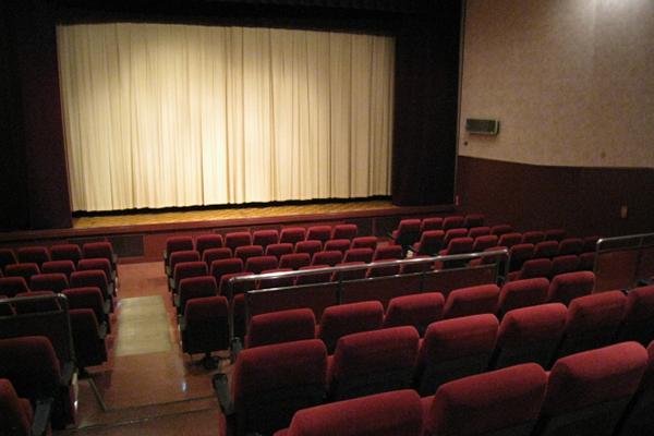 映画館イメージ写真