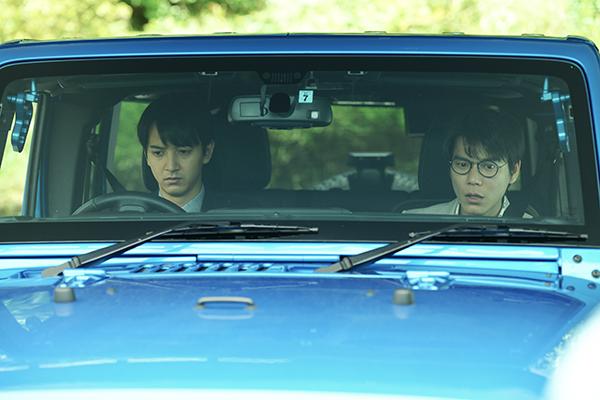 映画『轢き逃げ -最高の最悪な日-』中山麻聖/石田法嗣