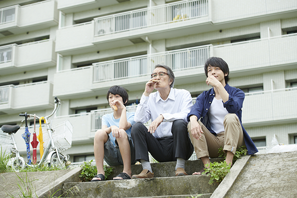 映画『長いお別れ』山﨑努/中村倫也/蒲田優惟人