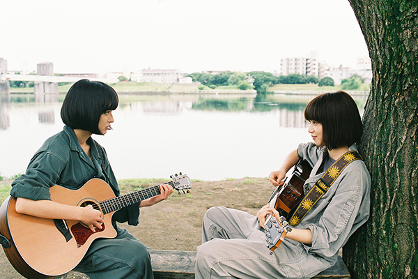 映画『さよならくちびる』小松菜奈/門脇麦
