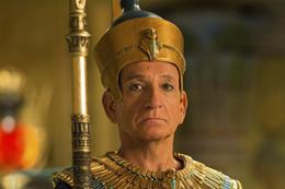 映画『ナイト ミュージアム/エジプト王の秘密』ベン・キングズレー