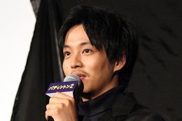 映画『パディントン2』日本語吹き替え版完成披露舞台挨拶、松坂桃李