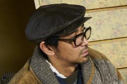 映画『素敵なダイナマイトスキャンダル』村上淳