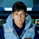 映画『空母いぶき』西島秀俊