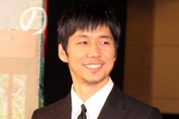 映画『クリーピー 偽りの隣人』ジャパンプレミア、西島秀俊