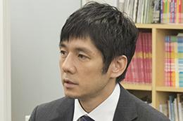 映画『人魚の眠る家』西島秀俊