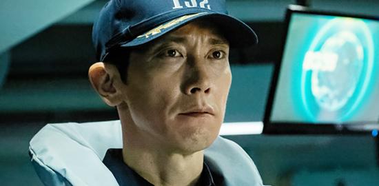 映画『空母いぶき』佐々木蔵之介