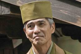 映画『花戦さ』佐藤浩市