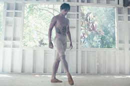映画『ダンサー、セルゲイ・ポルーニン 世界一優雅な野獣』セルゲイ・ポルーニン