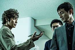 映画『探偵ミタライの事件簿 星籠(せいろ)の海』吉田栄作
