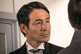 映画『柘榴坂の仇討』吉田栄作