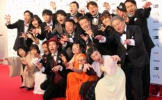 東京国際映画祭レッドカーペット『カメラを止めるな!』