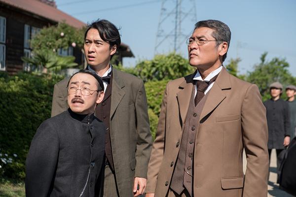 映画『ある町の高い煙突』渡辺大/吉川晃司/石井正則