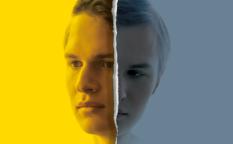 映画『ジョナサン -ふたつの顔の男-』アンセル・エルゴート