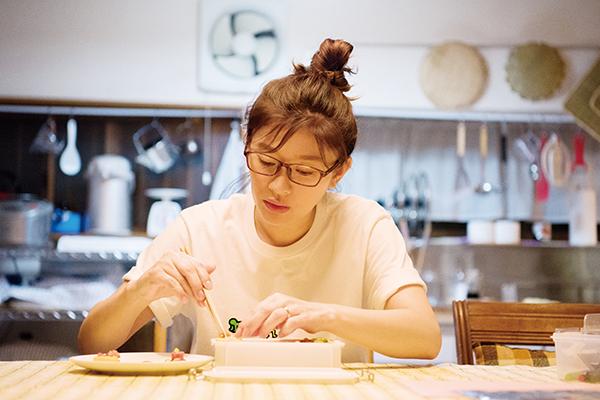 映画『今日も嫌がらせ弁当』篠原涼子