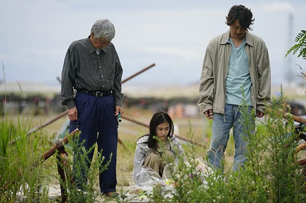 映画『凪待ち』香取慎吾/恒松祐里/吉澤健