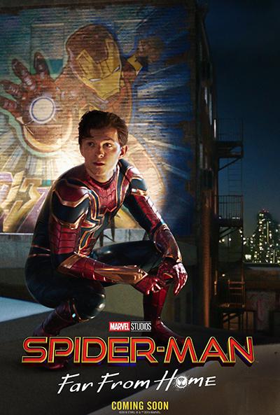 映画『スパイダーマン:ファー・フロム・ホーム』トム・ホランド