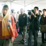 映画『旅のおわり世界のはじまり』前田敦子/加瀬亮/染谷将太/柄本時生