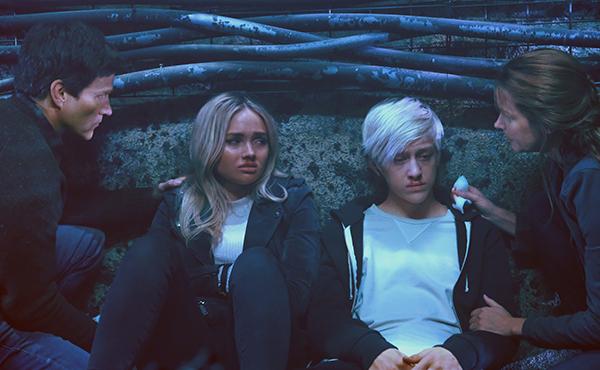 海外ドラマ『ギフテッド 新世代X-MEN誕生 シーズン2』パーシー・ハインズ・ホワイト/ナタリー・アリン・リンド/スティーヴン・モイヤー/エイミー・アッカ―