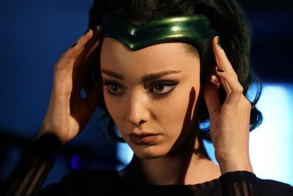 海外ドラマ『ギフテッド 新世代X-MEN誕生 シーズン2』エマ・デュモン