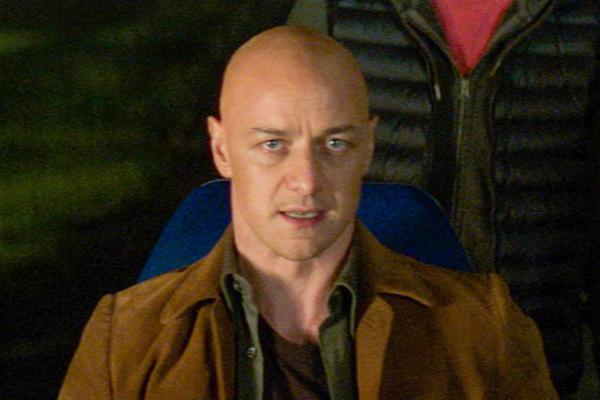 映画『X-MEN:ダーク・フェニックス』ジェームズ・マカヴォイ